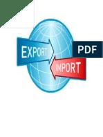 Import Export Procedures