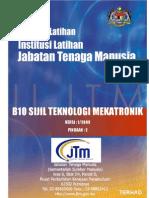 Silibus Teknologi Mekatronik (B10)-Pindaan 2(UPDATE JUN 2009)