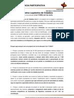ILC - Democracia Participativa