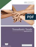 Tendencias de la Inmigración 2010