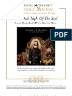 Loreena McKennitt-The Dark Night of the Soul-DailyMusicSheets