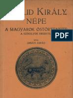 Orbán Árpád--Nimrud király népe - A magyarok őstörténete