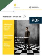 dipeo Vertriebsbrief Januar 2012