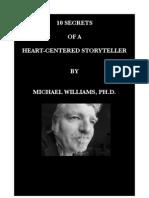 10 Secrets of a Heart-Centered Storyteller