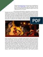 Setelah Sebelumnya Mempublikasikan Kota Damai Ponorogo Sekarang Saatnya Mempublikasikan Keseniannya Yang Sudah Mendunia Yakni Kesenian Reog