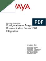 CS1000 Integration
