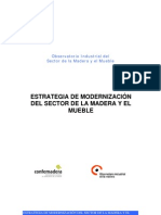 Estrategia Modernizacion Madera Mueble