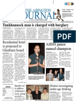 The Abington Journal 01-25-2012
