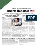 January 25, 2012 SportsReporter