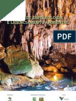 Curso Espeleologia Licenciamento Ambiental