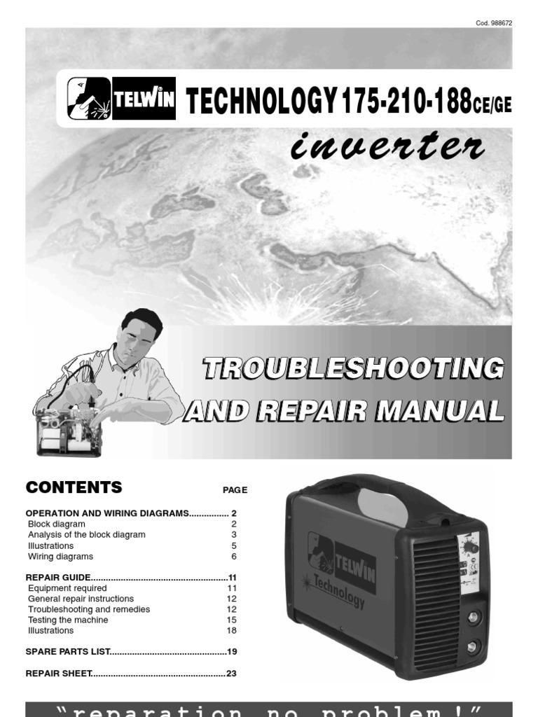 Inverter Technology 175 210 188ge