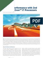 2nd Gen Intel Core i7 Processors