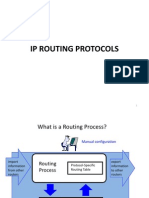Ip Routing Protocols