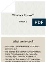 Force and Momentum Ppt
