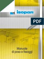 Isopan-Manuale Posa Pannelli