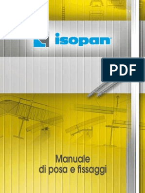 Isopan Manuale Posa Pannelli