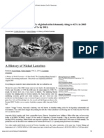 Print - A History of Nickel Laterites _ CenSin Resources