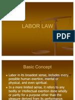 Labor Law Lecture