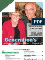 Our Generation's Magazine - February 2012
