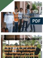 Orgnizational Behaviour