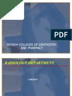 Ppt Oral Radiology