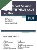 CRS Hepatitis A