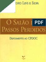 Evandro Lins e Silva - Salão dos Passos Perdidos