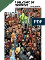 Historia del cómic de superhéroes