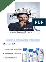 Head and Shoulders by Nausherwan Khan Niazi
