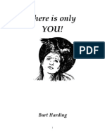 Burt Harding - There is Only YOU
