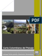 LaCartaColombianadelPaisaje2010