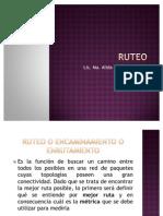 RUTEO