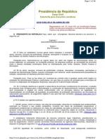 Lei 8666-93 - Licitações