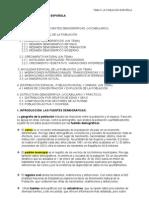 Tema 6 La Poblacion Espanola