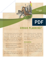 Chapter 1 – What is Urban Planning?