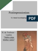 Post Impressionism 2