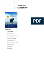 Reviews Novel Sang Pemimpi