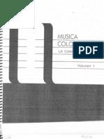 música colombiana volumen 1