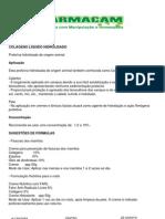 Colageno Liquido Hidrolisado Farmacam