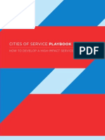 Cities of Service Playbook