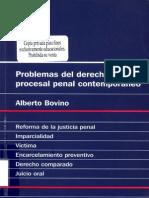 Alberto Bovino Problemas de Derecho Procesal Contemporaneo