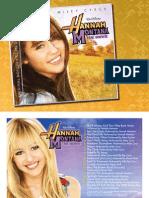 Booklet+ +Hannah+Montana +Th
