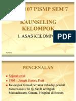 1. ASAS KELOMPOK