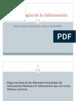 2. Tecnologías de la Información - Hardware