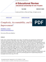 Oday Accountability and Testing