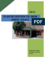 Plan de Gestion Uso de Las Tic