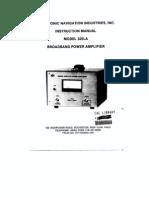 325LA ENI Amplifier