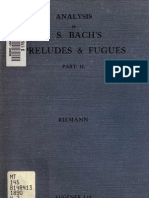 50897710 Analysis of J S Bach Vol 2