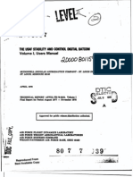McDonnell USAF Datcom 1979 Volume 1 User Manual