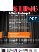 a Cartaz Workshop Teatro V1
